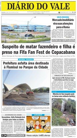 1a5de601f 7366 diario quarta feira 16 07 2014 by Diário do Vale - issuu
