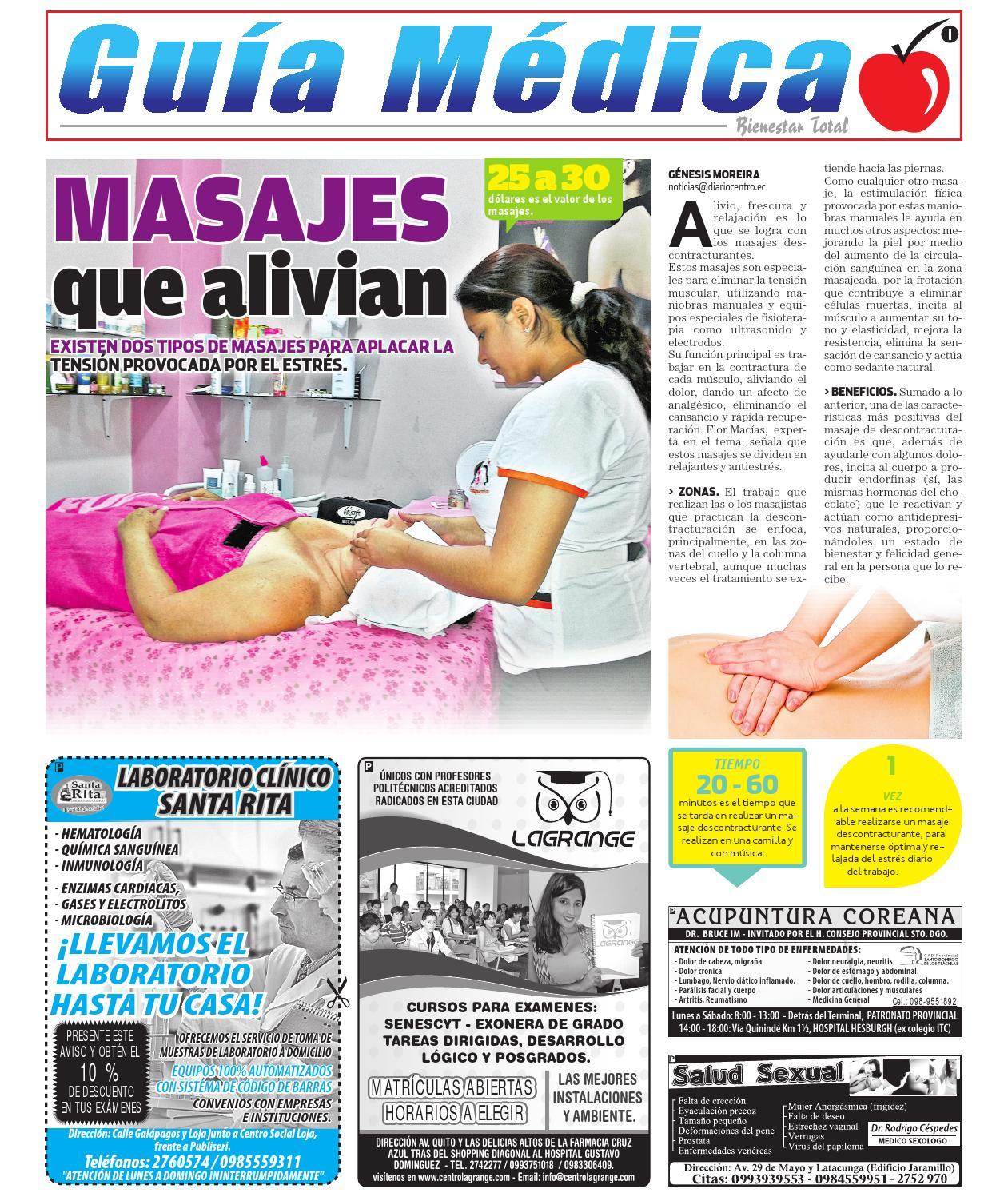 beneficios del masaje diario de próstata