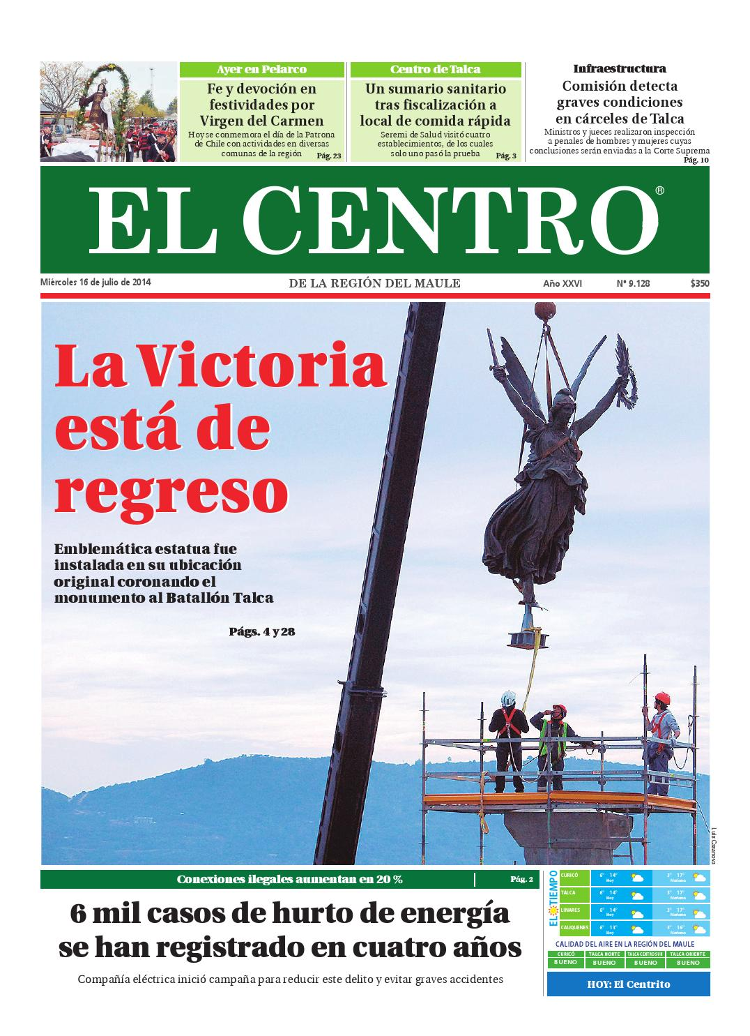 Diario 16-07-2014 by Diario El Centro S.A - issuu