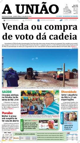 f0527dfd1 Jornal A União by Jornal A União - issuu