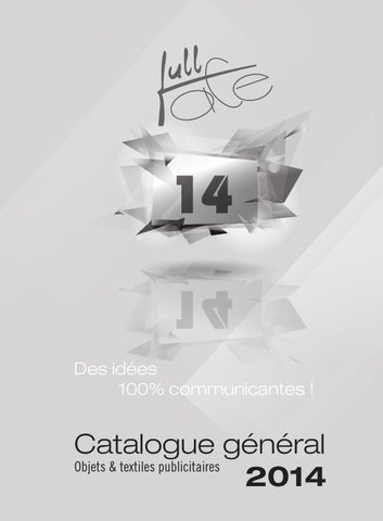 sale retailer 6562b 34a10 CATALOGUE GENERAL FULL ACE 2014 by Objectif Goodies - issuu
