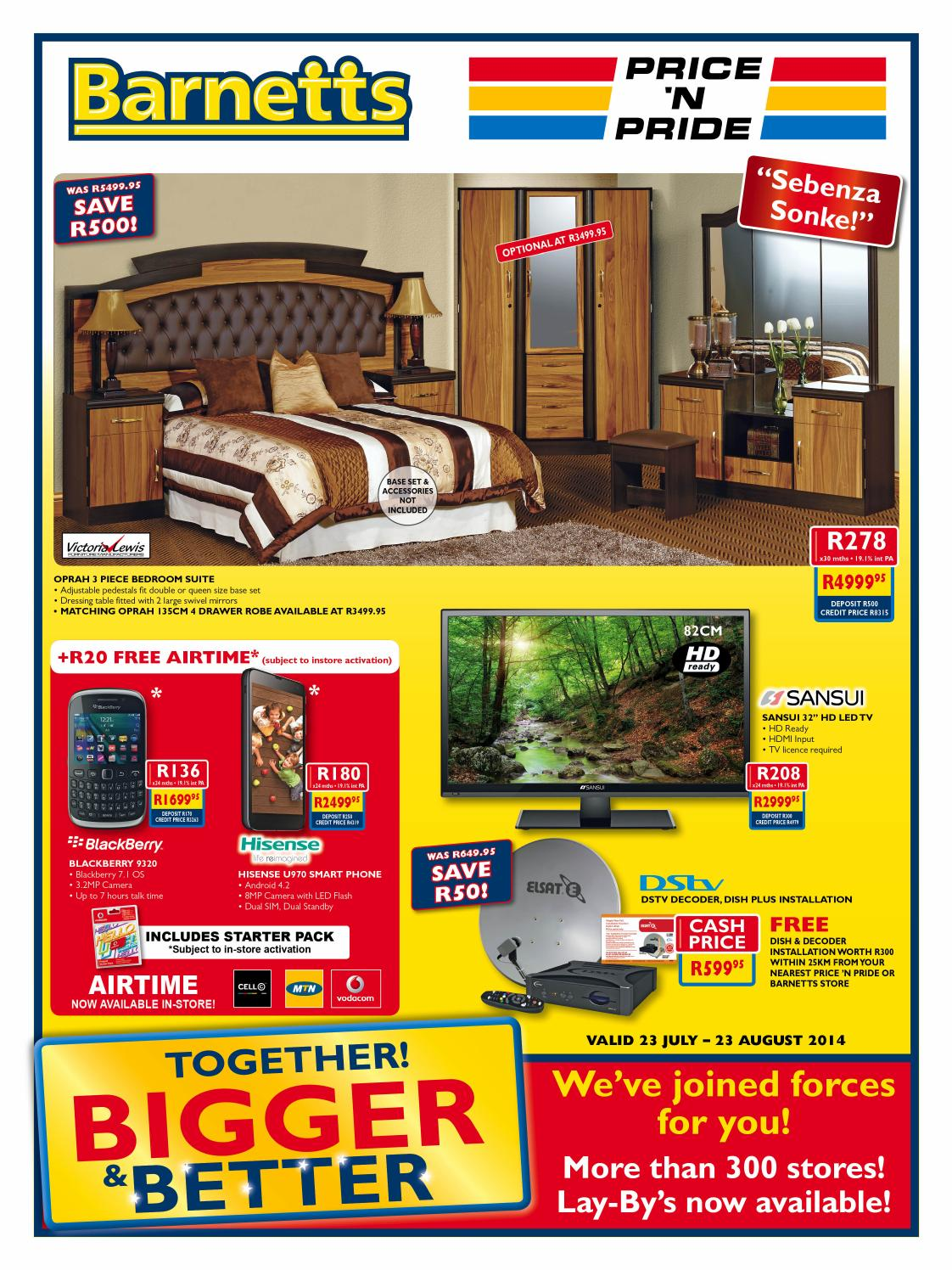 Price 39 N Pride Barnetts Catalogue By Jd Group Issuu