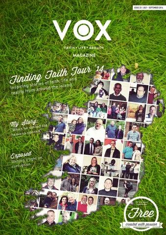 0b9aab2b9 VOX July 2014 by VOX Magazine - issuu