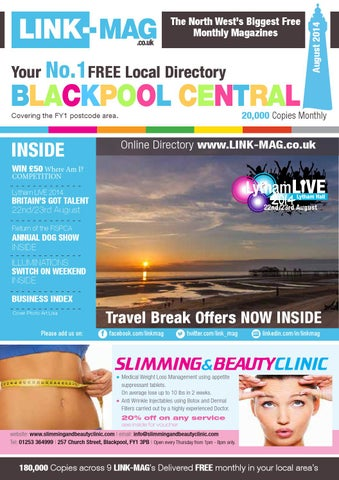 e0bff97bde blackpool-central-august-2014 by LINK-MAG - issuu