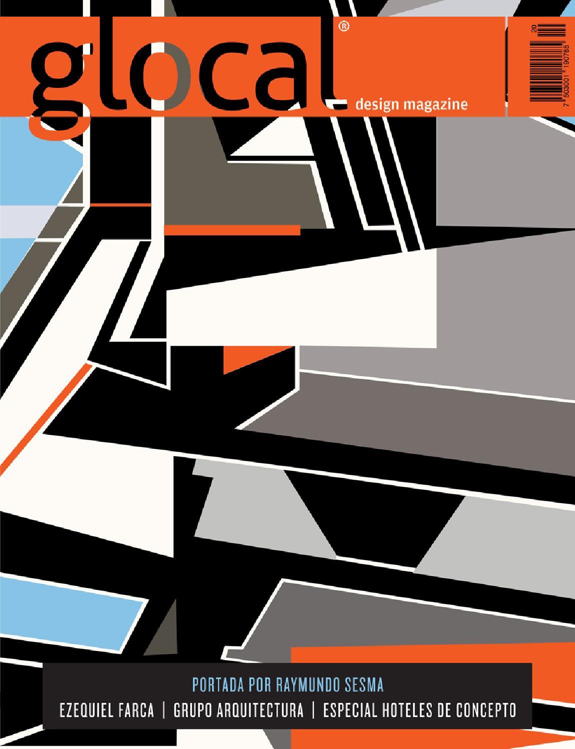 promo code ca2ee 5c48d GLOCAL DESIGN MAGAZINE No. 20 Portada por   Cover by  RAYMUNDO SESMA by  GLOCAL DESIGN MAGAZINE - issuu