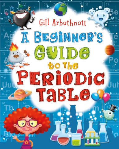 A beginners guide to the periodic table by bloomsbury publishing page 1 urtaz Choice Image