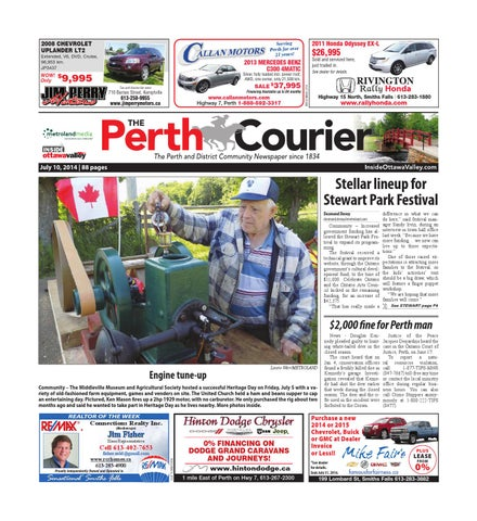 perth071014 by metroland east the perth courier issuu rh issuu com