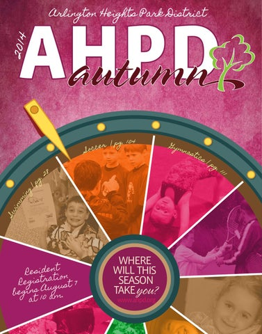 0f8adedc25 AHPD Autumn 2014 Interactive Program Guide by Arlington Heights Park ...