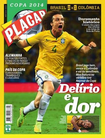 Revista Placar - Pós jogo 5 - Copa 2014 by Revista Placar - issuu c7c5f6a262b4c