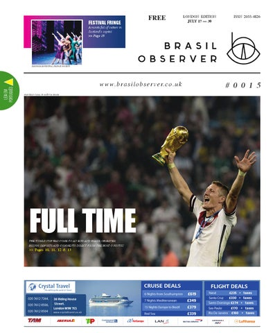 ab0897699 Brasil Observer  15 - English Version by Brasil Observer - issuu