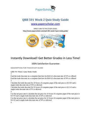 week two study guide Jump right into your sat test prep by completing the sat study guide week two  badge answer practice questions and learn some tips to perform well on the.