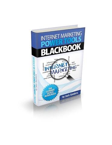 474837de Internet marketing power tools blackbook by gyuezz - issuu