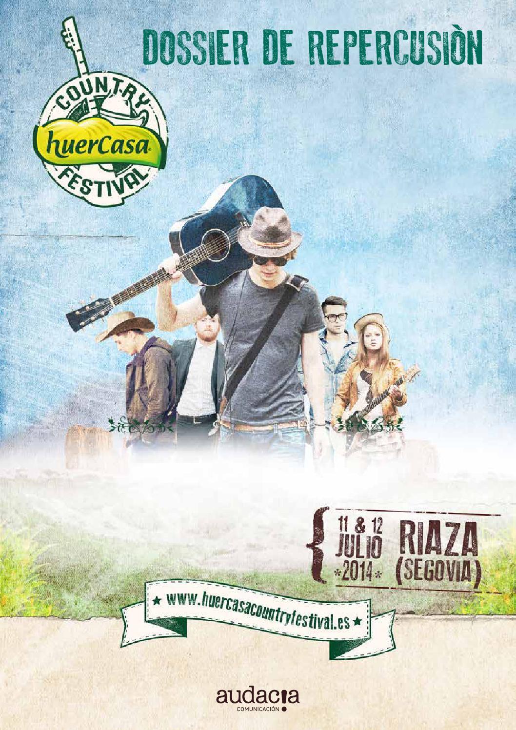 Repercusi N Medi Tica Huercasa Country Festival By Huercasa  # Recogida Muebles Nigran