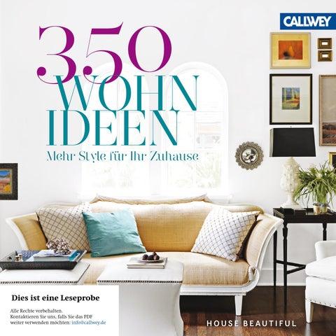 Wohnideen Callwey housebeautiful 350 wohnideen callwey issuu by georg d w callwey