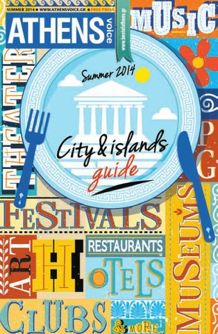 585e67f0dc2c9 Eng Guide 2014 by Athens Voice - issuu