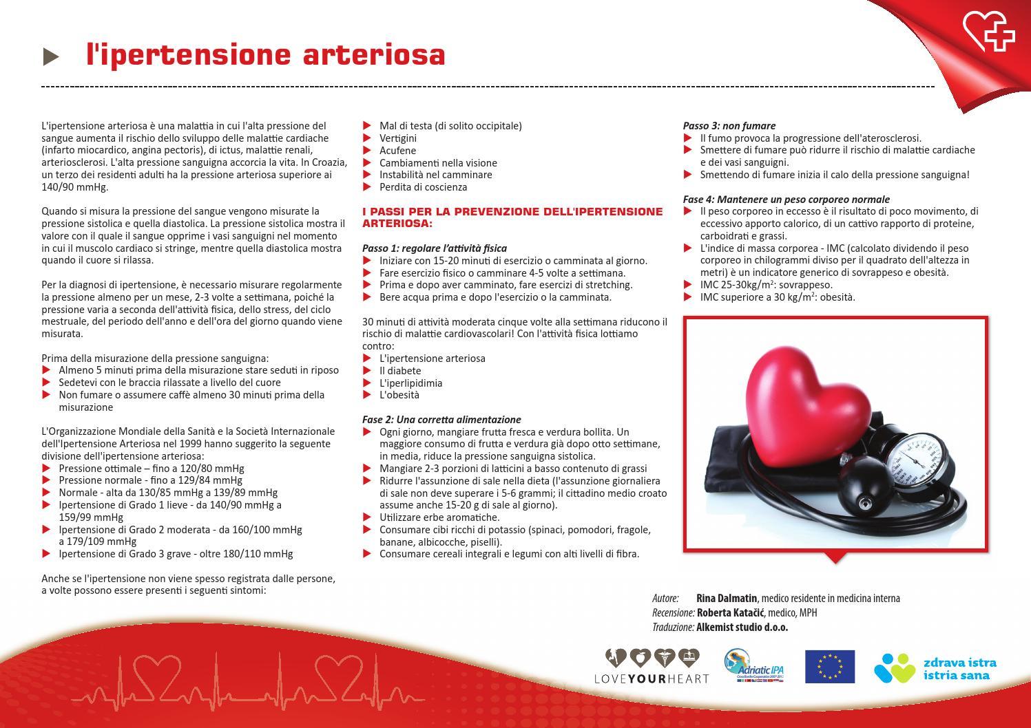 Симптоматические гипертензии это - La pressione arteriosa desiderata nellipertensione