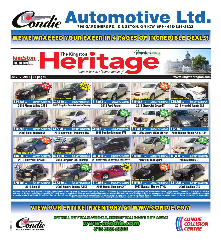 Kingston 07172014 by metroland east kingston heritage real estate guide issuu