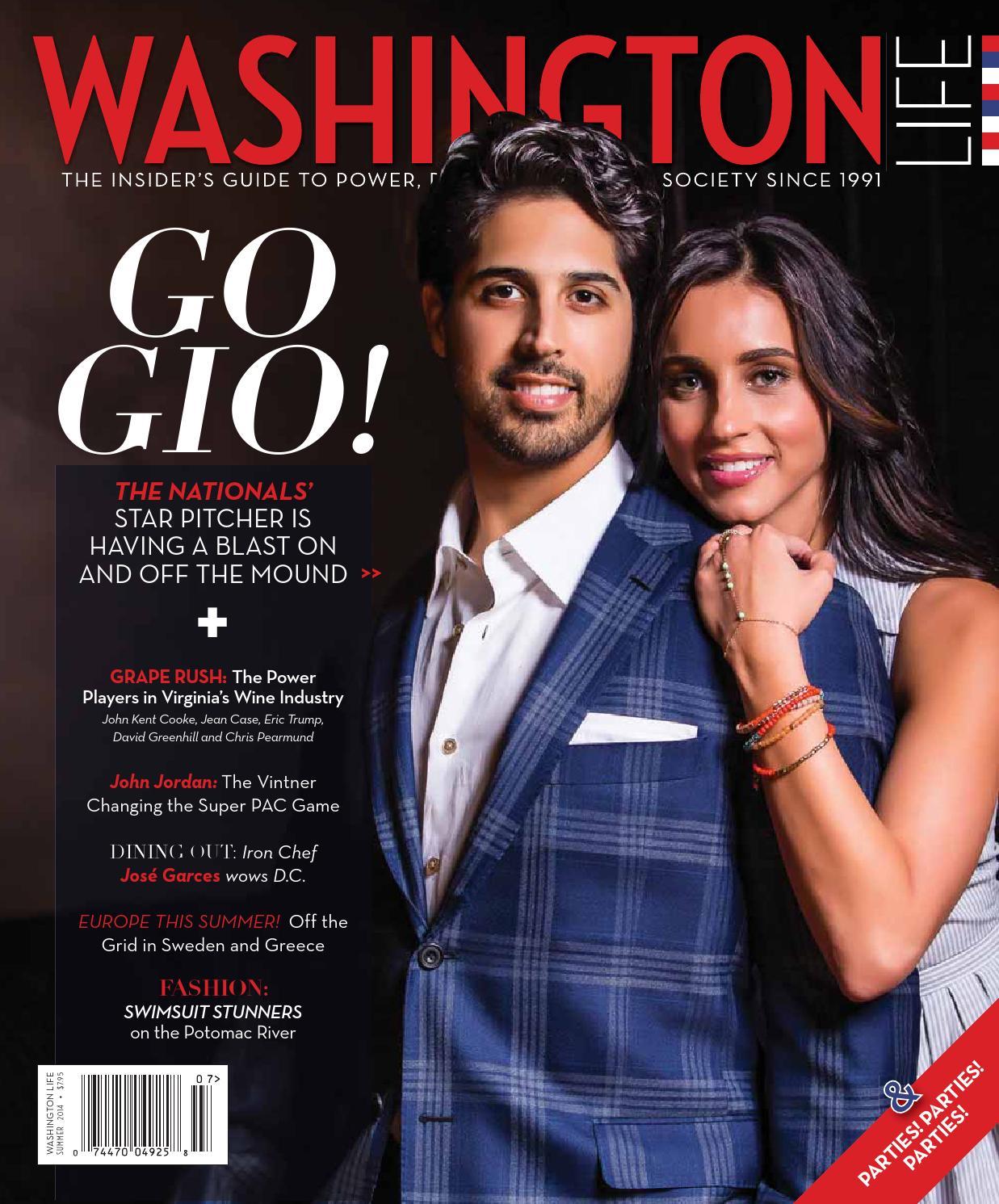 b2d287ea7982f Washington Life Magazine - Summer 2014 Issue by Washington Life ...