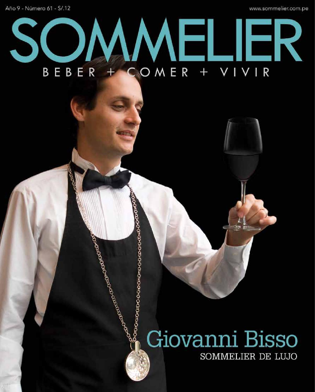 sommelier 61 by revista sommelier issuu