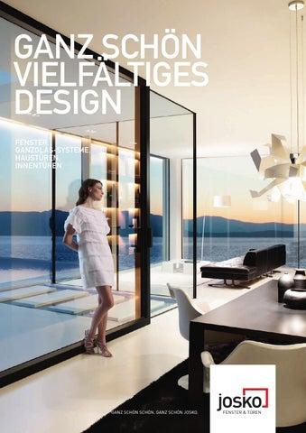 ganz sch n vielf ltiges design by josko fenster und t ren issuu. Black Bedroom Furniture Sets. Home Design Ideas