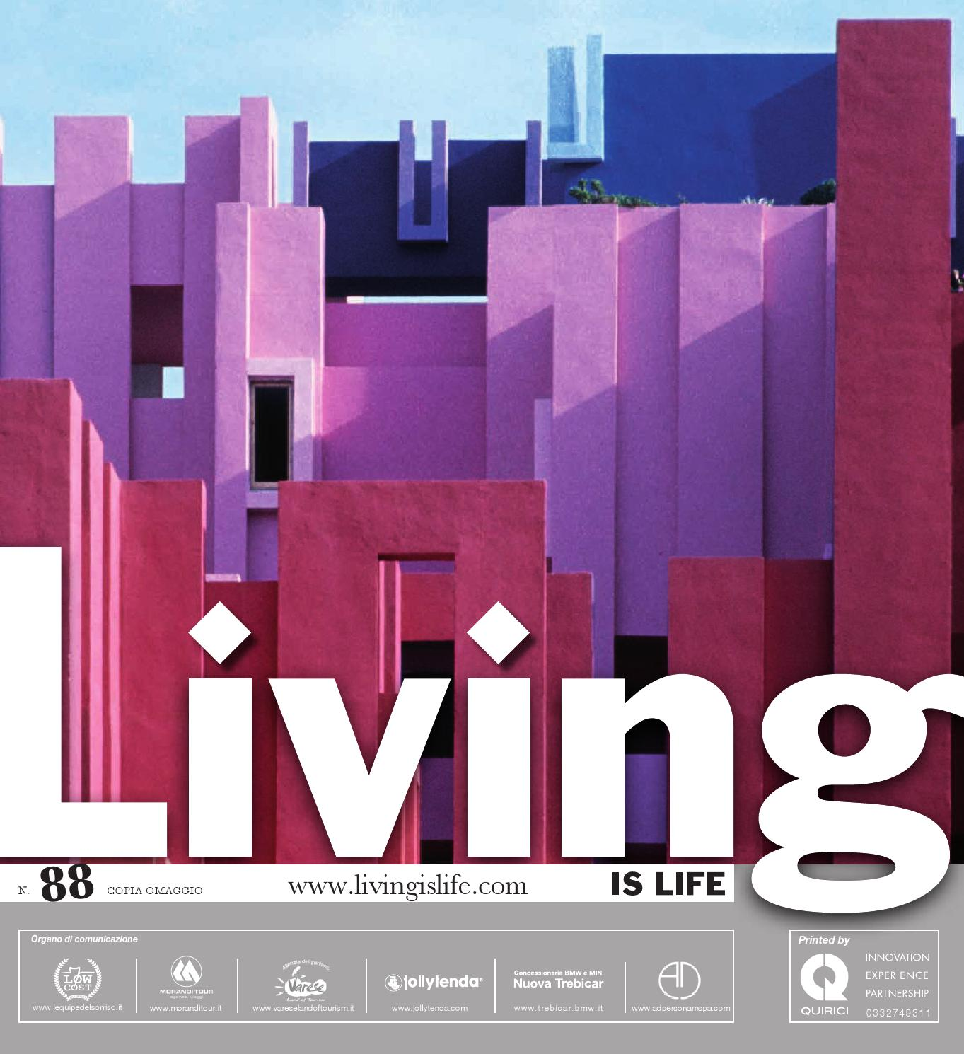 Living is Life - 88 by Living Is Life - issuu f9cb3308629