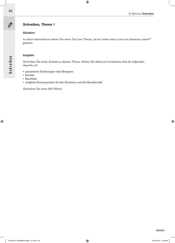 B2 öif modelltest by Österreichischer Integrationsfonds - issuu