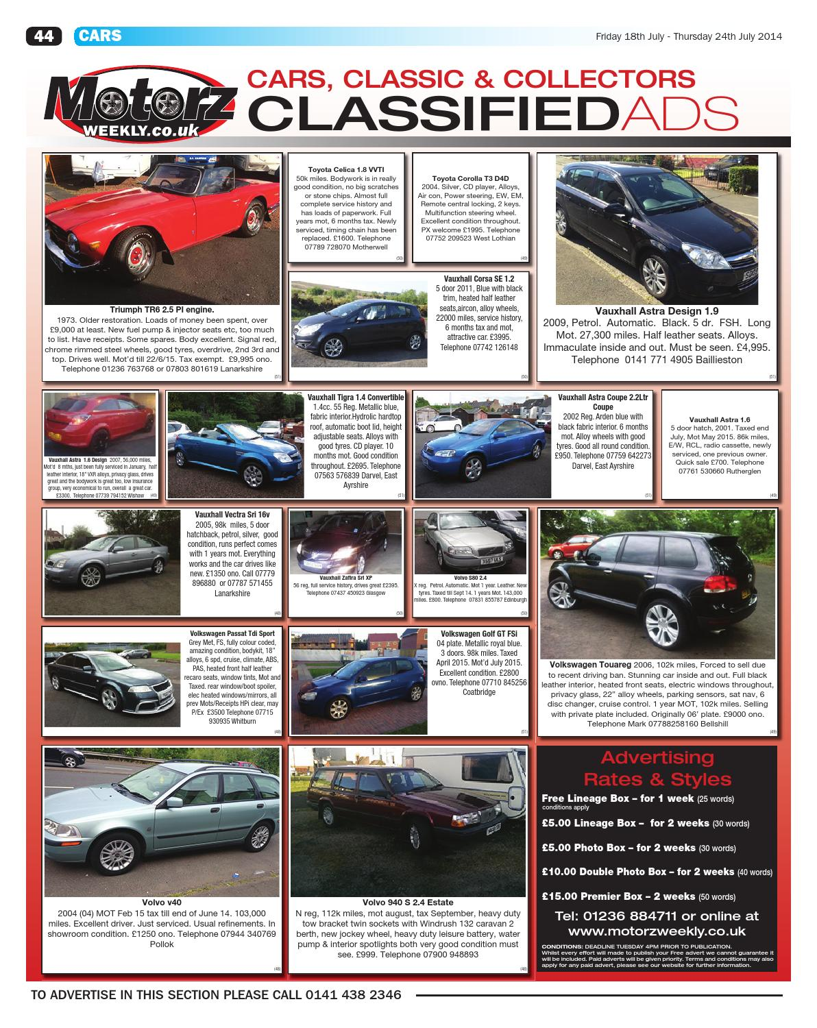 Issue 050 by Motorz Weekly - issuu