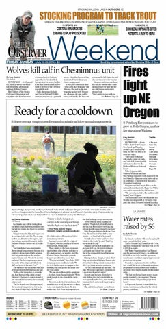 21b2e6bc3ab La Grande Observer Daily Paper 07-18-14 by NorthEast Oregon News - issuu