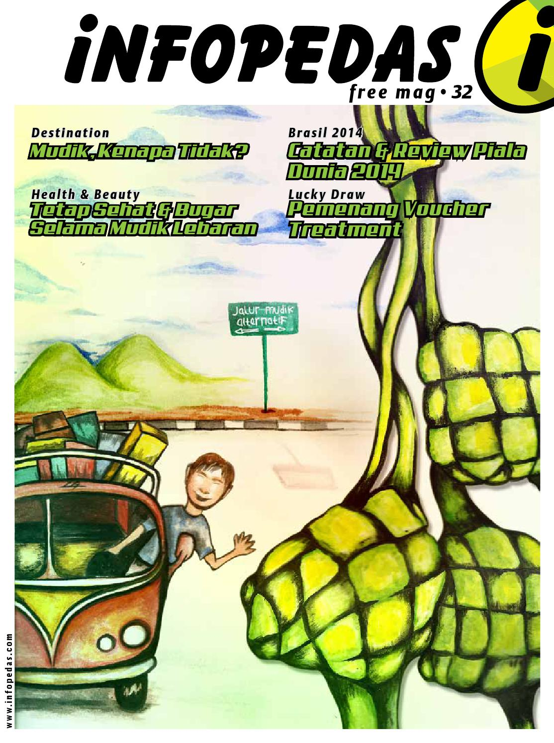 Majalah INFOPEDAS Edisi 32 By PEDAS Issuu