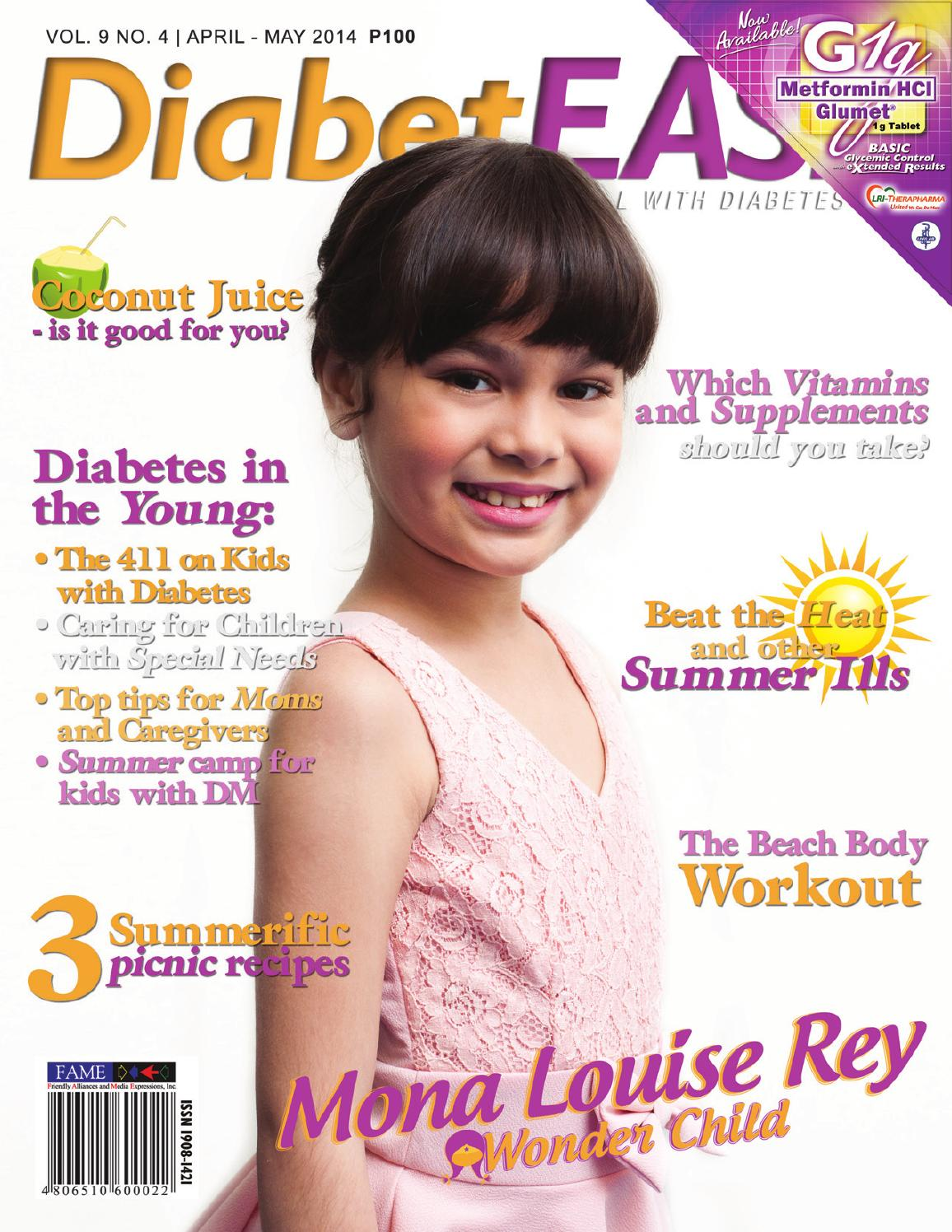 dieta de diabetes de mona louise rey