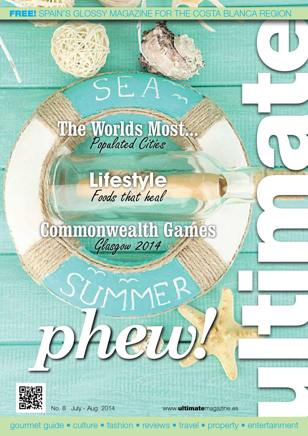 Ultimate Magazine Costa Blanca Jul Aug 14 By Almeria Issuu Punjabi Punch 250gr