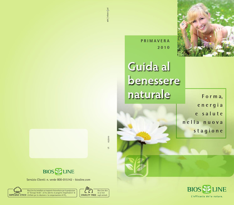 Guida Al Benessere Primavera 2010 Bios Line By Happy Brain Issuu
