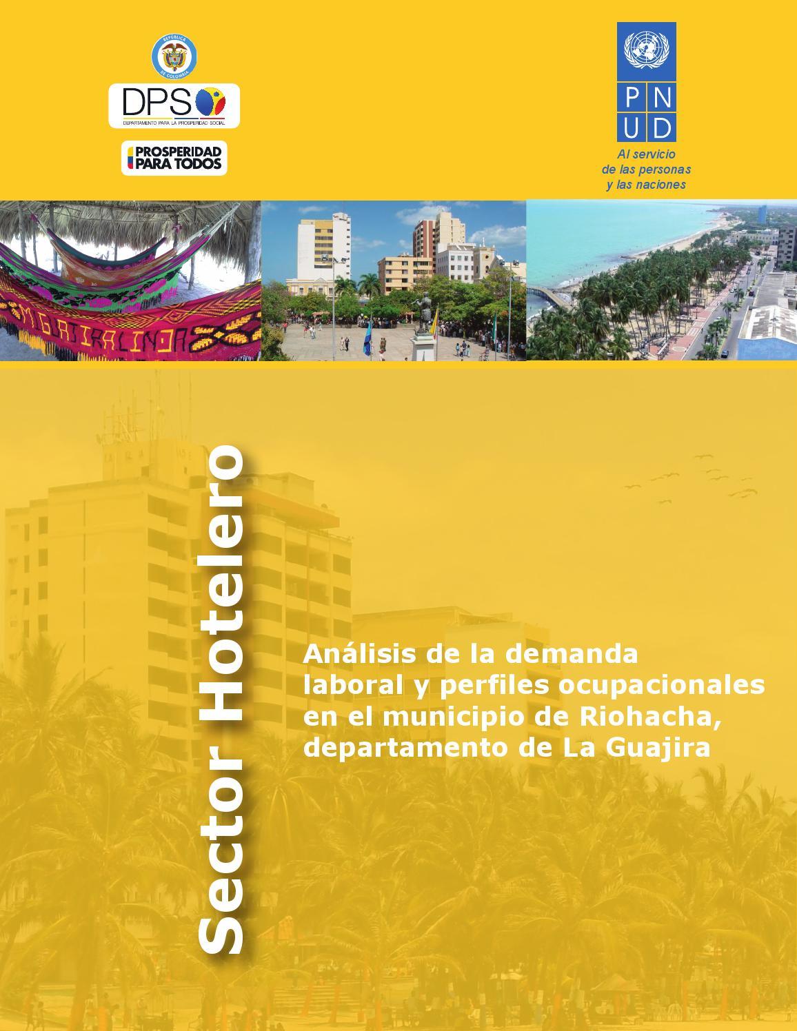 Sector hotelero: análisis de la demanda laboral y perfiles ...