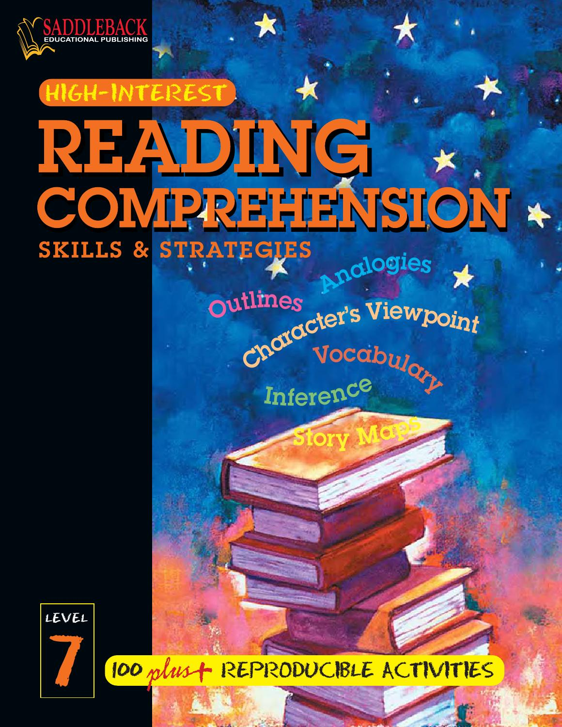 what is reading skills pdf