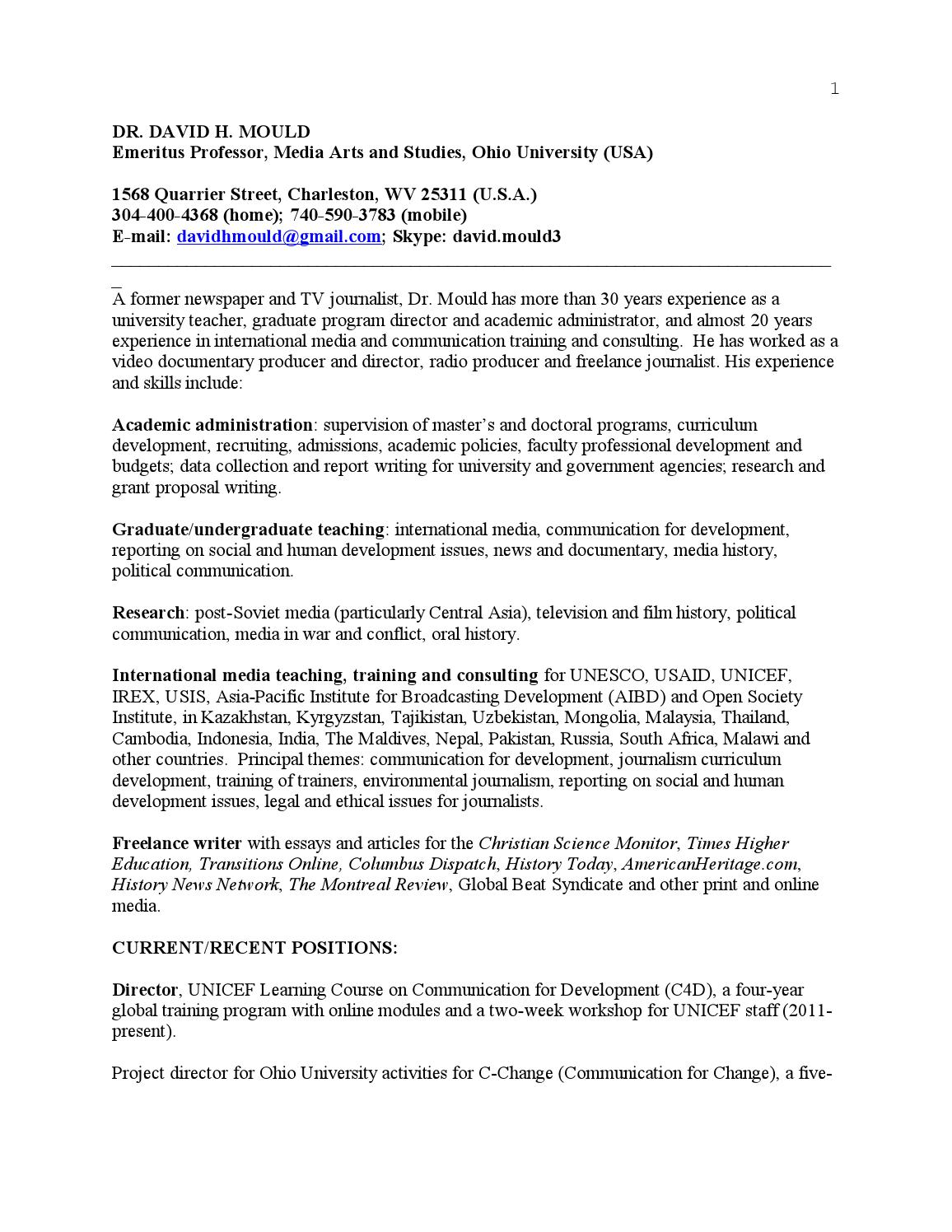 Technical Report Writing Courses In South Africa house bill of ...