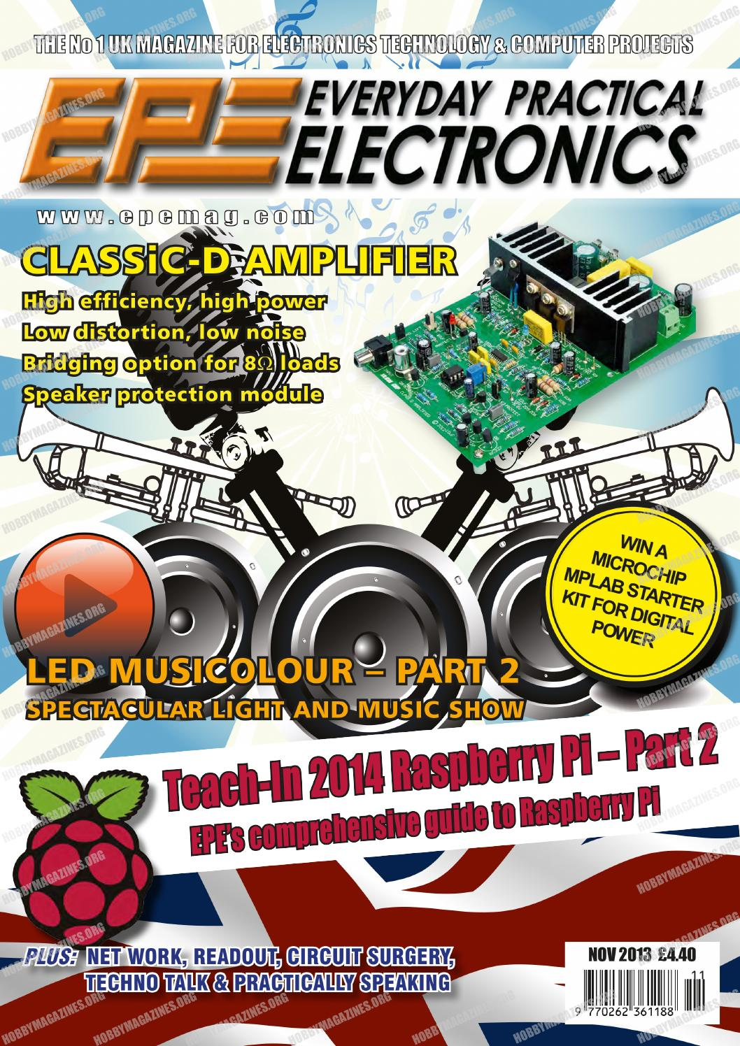 Everyday Practical Electronics 2013 11 Electronic Hobby Site Contact Debouncing In Circuits