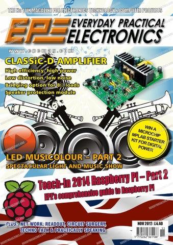 Everyday practical electronics 2013 11 by Yurgen - issuu