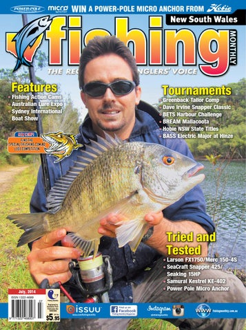 d71ef509e0 New South Wales Fishing Monthly - July 2014 by Fishing Monthly - issuu