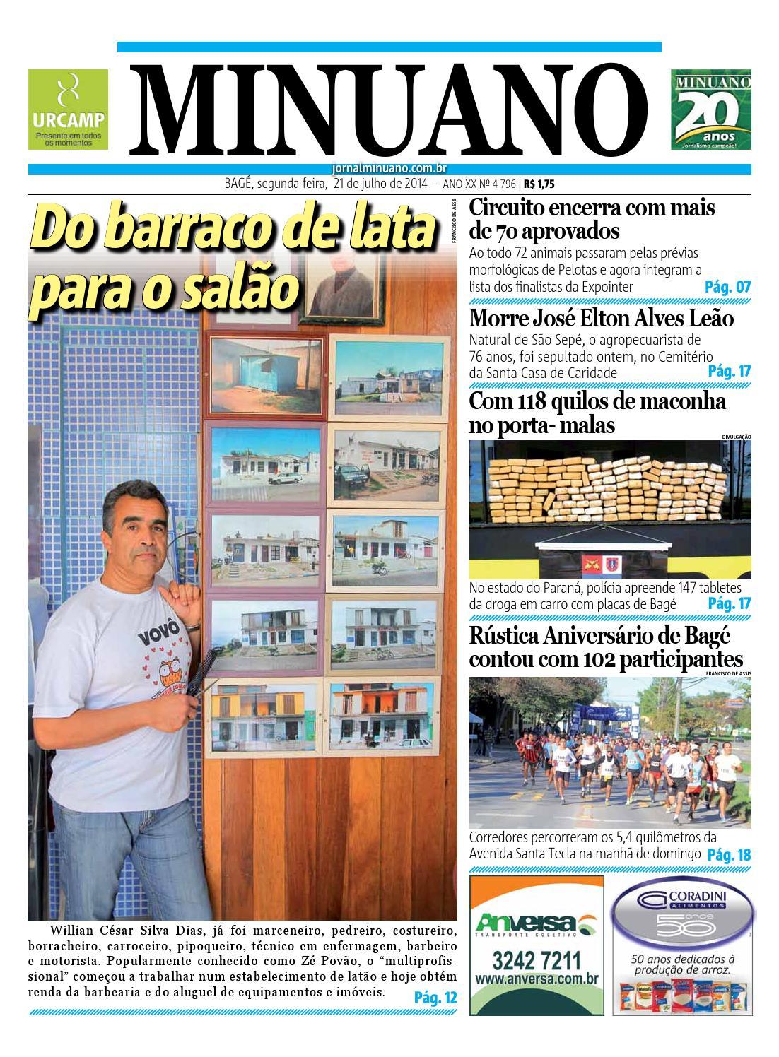 20140721 by Jornal Minuano - issuu 3fadaf9c30