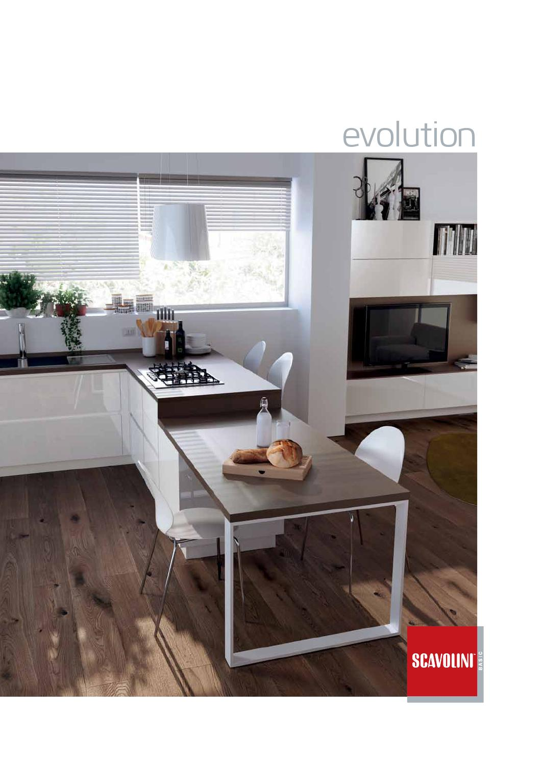 Scavolini Cucine | Evolution Kitchen by Accento KBB - issuu