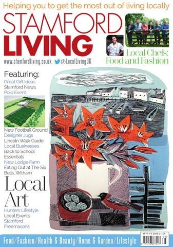7b16206c64 Stamford Living August 2014 by Best Local Living - issuu