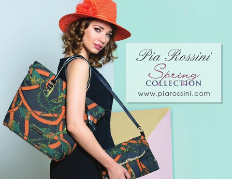 80ad12884fb Pia Rossini Summer 2012 Brochure by Stacey Beggs - issuu