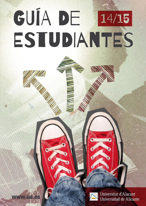 Guía de Estudiantes Universidad de Alicante. Curso 2014-15 by ...