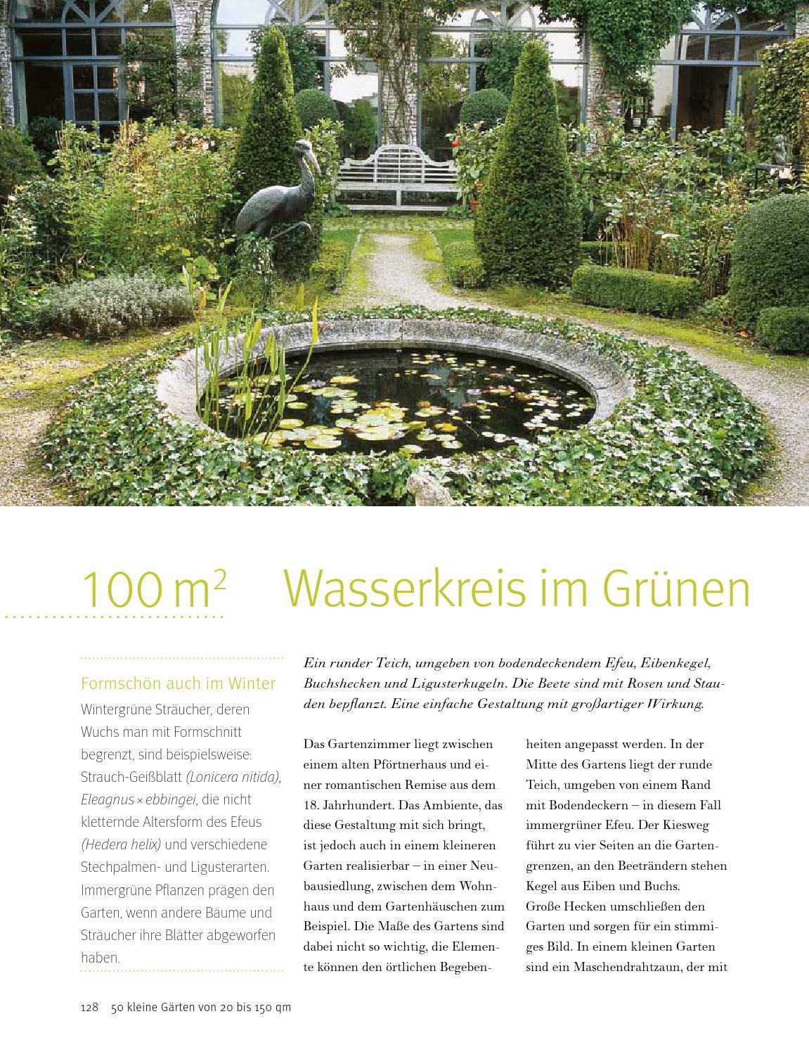 Louwerse 50 Kleine Gaerten Callwey Issuu By Georg Dw Callwey Gmbh