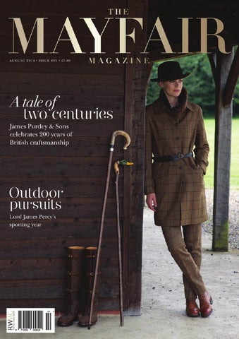 091f34c31e06f The Mayfair Magazine August 14 by Runwild Media Group - issuu