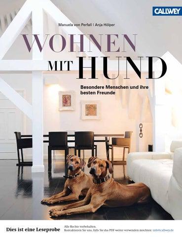 Perfall Wohnen Mit Hund Callwey Issuu By Georg D.W. Callwey GmbH ...