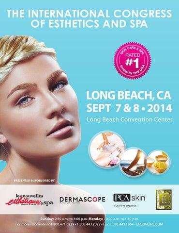 International Congress Of Esthetics Spa Long Beach