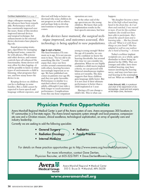 Minnesota Physician July 2014 by Minnesota Physician Publishing - issuu