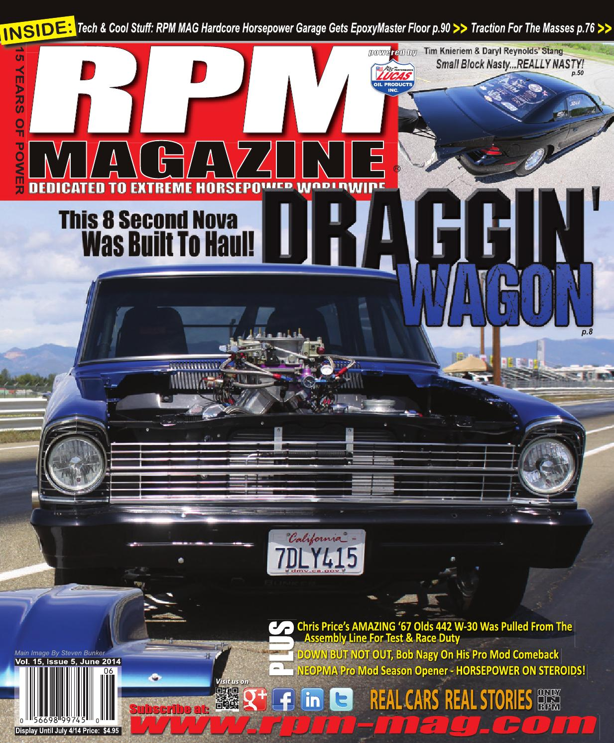Rpm Magazine June Issue 2014 By Issuu 196667 396 427 W O Power Steering Diagram View Chicago Corvette