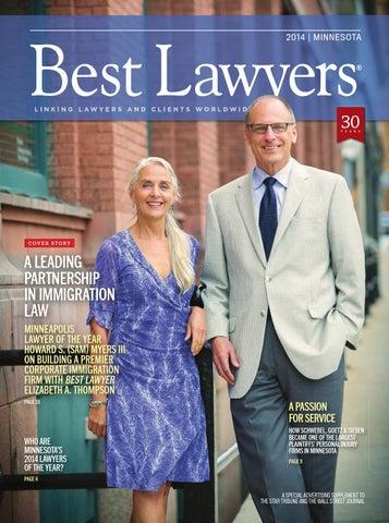 Best Lawyers In Minnesota 2014 By Best Lawyers Issuu